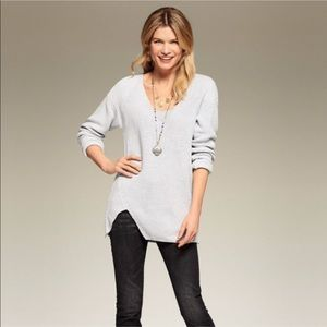 Cabi #3531 Deep V Pullover Sweater